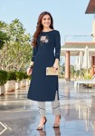 Koodee Instagirl Vol-2 Rayon  Kurti With Pant (4 Pcs Catalog )