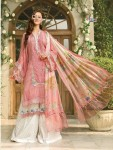 Shree Fab Mariya B Lawn-2 Super Nx Dress Material ( 4 Pcs Catalog )