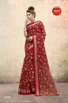 Apple linen satin  Saree Wholesale online (12).jpeg