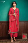 Ganga 201 Dress Material ( 4 pc catalogs )