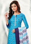Balaji Ikkat Prime vol-1 Pure Cotton Dress Material (20).jpg