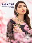 Shree Fabs Zarkash Luxury Lawn Collection Vol-1 Pakistani Style Suit  (2).jpg