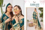 Shree Fabs Zarkash Luxury Lawn Collection Vol-1 Pakistani Style Suit  (5).jpg