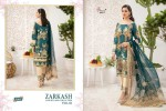 Shree Fabs Zarkash Luxury Lawn Collection Vol-1 Pakistani Style Suit  (9).jpg