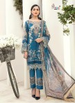 Shree Fabs Zarkash Luxury Lawn Collection Vol-1 Pakistani Style Suit online shopping.jpg