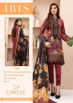 Fariyas Iris 2020 Pure Lawn Cotton Karachi Dress Material ( 7 Pcs Catalog )