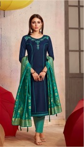 Rangoon Paridhan Vol-2 Kurti With Palazzo And Dupatta (8 pc catalog)