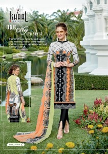 Ishaal Prints Gulmohar Vol-11 Dress Material ( 3 Pcs Catalog )