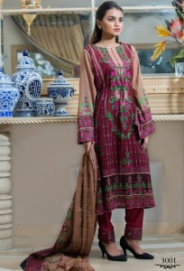 Libas Collection Shariq Libas Suits (10 pc Catalog)
