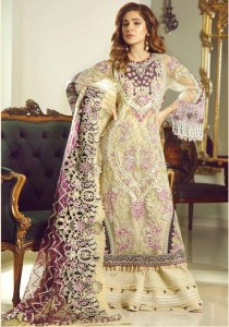 Deepsy Inayat Net With Heavy Embroidery Pakistani Style Suit ( 4 Pcs Catalog )