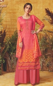 Alok Suit Kavisha Jam Cotton Dress Material ( 8 Pcs Catalog )
