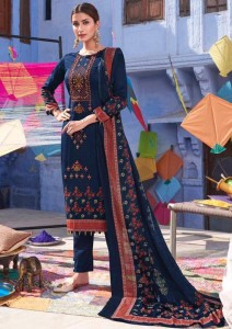 Mumtaz Arts Kites And Dreams Dress Material ( 10 Pcs Catalog)