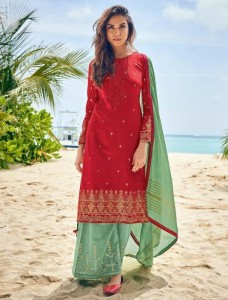 Deepsy Raas Vol-2 Dress Material ( 6 pcs catalog )