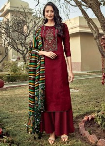 Radhika Maryum Dress Material ( 8 Pcs Catalog )