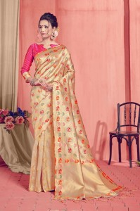 Ynf Saniya Silk Saree ( 5 Pcs Catalog )