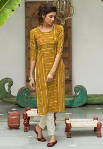 Sanskruti Silk Mills Jennifer Vol-2 Kurtis ( 6 pcs catalog )
