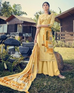 Karachi Prints Kaabil Dress Material ( 8 pcs catalog )