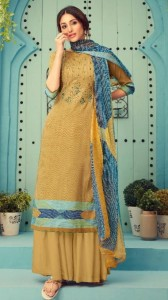 Nakoda Coral Lawn Dress Material (10 pcs Catalog)