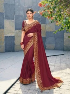 Shangrila Sulochana Silk Saree Wedding ( 8 Pcs Catalog )