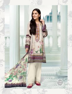 BAROOQUE LAWN COLLECTION 2020- Vol-1 ( 8 pc catalog)