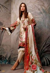 Agha Noor Laxury Lawn Collections ( 10 pcs Catalog)