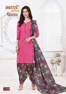 Aarvi Fashion Cotton Queen vol-2 (12 pc catalog)