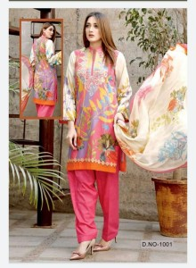 Keval Fab Noor Havy Cotton Dress Material ( 10 Pcs Catalog )