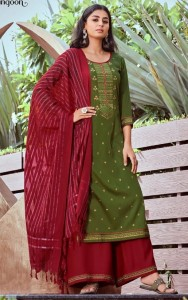 Rangoon Tyohaar Readymade Suits (08 pcs catalog )