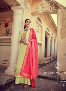 Tanishk Fashion Kriza Dress Material (6 Pcs Catalog )