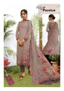 Keval Feb Alija Premium Luxury Heavy Cotton Printed Dress Material ( 6 Pcs Catalog )