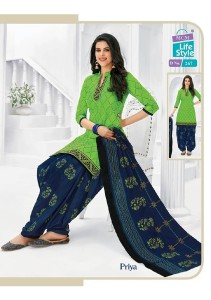 Mcm Life Style Priya Vol-10 Pure Cotton Readymade Suit ( 30 Pcs Catalogue )
