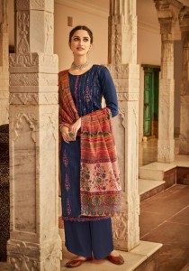 Deepsy Panghat Vol-12 Jam Cotton With Heavy Self Embroidery Dress Material  ( 8 Pcs Catalogue )