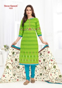 Shree Ganesh Samaiyra Vol-6 Cotton Dress Material ( 30 Pcs Catalog )