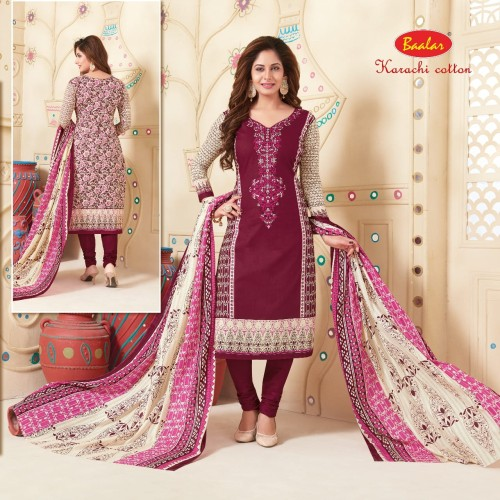 Baalar Karachi Lawn Cotton vol-6 collections (6).jpg